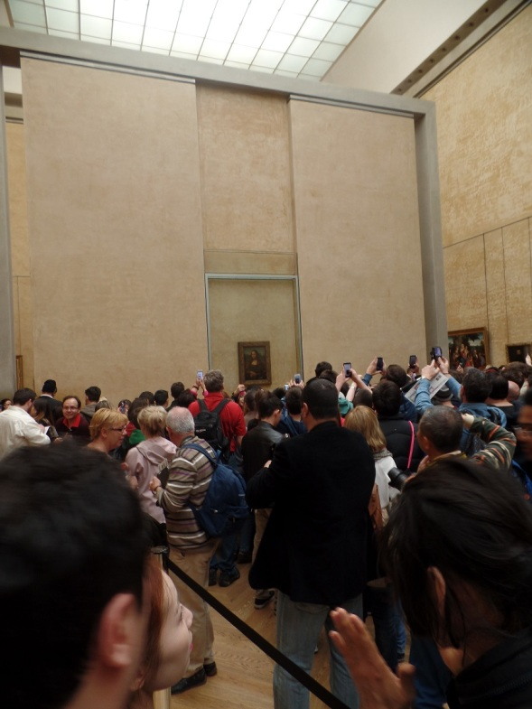 The Very popular Mona Lisa