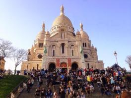 Sacre Couer in Paris