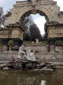 The Roman Ruins in Vienna
