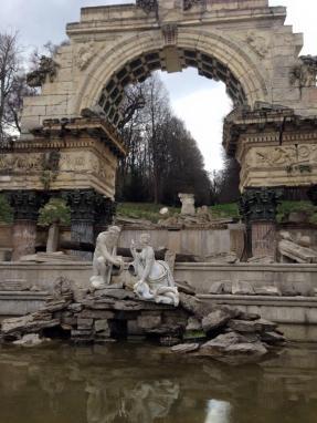The Roman Ruins in Vienna