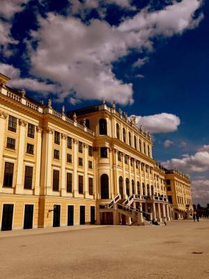 Schonbrunn Schloss in Vienna