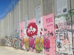 Israeli-Palestinian Wall